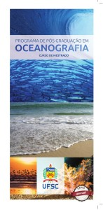 Folder - UFSC - Oceanografia FINAL capa